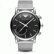 Emporio Armani ART3007 Connected Wrist Watch with Stainless Steel