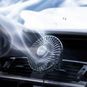 Baseus Departure Vehicle Fan (Air Outlet Type) (black) 7