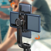 Baseus Lovely Uniaxial Bluetooth Folding Stand Gimbal Tripod Selfie Stick (black) 12