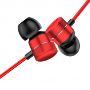 Baseus Encok Wired Earphones H04 for mobile phones (red) 3