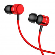Baseus Encok Wired Earphones H04 for mobile phones (red) 2