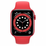 Apple Watch Series 6 GPS, 44mm PRODUCT(RED) Aluminium Case with PRODUCT(RED) Sport Band - умен часовник от Apple  1