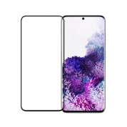 Odzu 3D Edge to Edge Tempered Glass Screen Protector - калено стъклено защитно покритие за дисплея на Samsung Galaxy S20 (прозрачен)