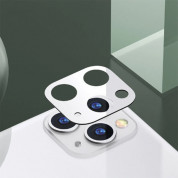 USAMS Camera Lens Glass for Apple iPhone 11 Pro Max (white)