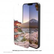 Eiger Tempered Glass Protector 2.5D - калено стъклено защитно покритие за дисплея на iPhone 12 Pro Max (прозрачен) 3