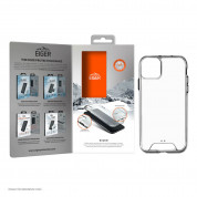 Eiger Glacier Case for iPhone 12, iPhone 12 Pro (clear) 1