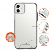 Eiger Glacier Case for iPhone 12, iPhone 12 Pro (clear) 2