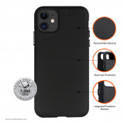 Eiger North Case for iPhone 12, iPhone 12 Pro (черен) 2