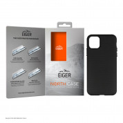 Eiger North Case for iPhone 12, iPhone 12 Pro (черен) 1