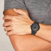 Hugo Boss Orange Mens Analogue Classic Quartz Watch with Leather Strap 1550055  3