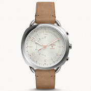 Fossil Hybrid Smartwatch Accomplice Sand Leather