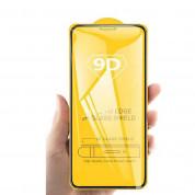 Premium Full Glue 9D Edge to Edge Tempered Glass for iPhone 11 Pro Max, iPhone XS Max (black) 4