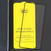Premium Full Glue 9D Edge to Edge Tempered Glass for iPhone 11 Pro Max, iPhone XS Max (black) 5