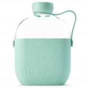 Hip Bottle - безвредна устойчива бутилка за вода 650 мл. (зелен)