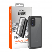 Eiger Avalanche Case for Samsung Galaxy Note 20 (black)