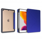 Torrii Torero Case and stand for iPad 7 (2019), iPad 8 (2020) (blue) 2