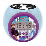 Lexibook Disney Frozen II Childrens Projector Clock with Timer - детски часовник с аларма (шарен) 1