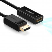 Ugreen DisplayPort Male to HDMI Female Adapter 1080p 1