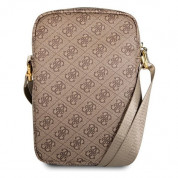 Guess Uptown Tablet Bag 10 (brown) 2