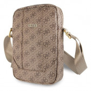 Guess Uptown Tablet Bag 10 (brown)