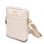 Guess Quilted Tablet Bag 10 (rose gold) 1