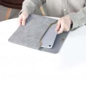 Ugreen Sleeve Pouch - велурен калъф за iPad и таблети до 9.7 инча (сив) 6