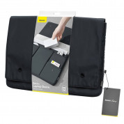 Baseus Basics Series 16 Laptop Sleeve (LBJN-B0G) (gray) 6