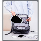 Baseus Basics Series 16 Laptop Backpack (LBJN-F0G) (gray) 7