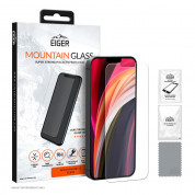 Eiger Mountain Glass Tempered Glass Screen Protector for iPhone 12, iPhone 12 Pro