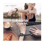 Elago Watch Sport Fluoro Rubber Strap for Apple Watch 38mm, 40mm (black) 6