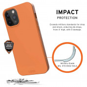Urban Armor Gear Biodegradeable Outback Case for iPhone 12 Pro Max (orange) 8