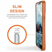Urban Armor Gear Biodegradeable Outback Case for iPhone 12 Pro Max (orange) 9