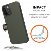 Urban Armor Gear Biodegradeable Outback Case for iPhone 12 Pro Max (olive) 8