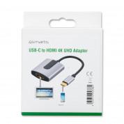 4smarts Passive Adapter USB-C to HDMI 4K (DeX, Easy Projection) - адаптер от USB-C към HDMI 4K 9