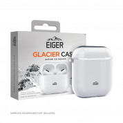 Eiger Glacier AirPods Protective Case for Apple Airpods and Apple Airpods 2 (clear)