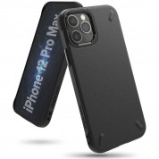 Ringke Onyx Case for iPhone 12 Pro Max (black)