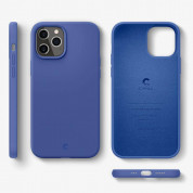 Spigen Cyrill Silicone Case for iPhone 12, iPhone 12 Pro (navy) 6