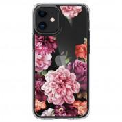 Spigen Cyrill Cecile Case Rose Floral for iPhone 12 mini (rose floral) 1