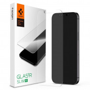 Spigen Glass.Tr Slim Tempered Glass for iPhone 12 Pro Max (clear)