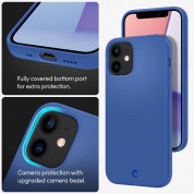 Spigen Cyrill Silicone Case for iPhone 12 Mini (navy) 8