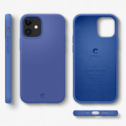 Spigen Cyrill Silicone Case for iPhone 12 Mini (navy) 6