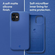 Spigen Cyrill Silicone Case for iPhone 12 Mini (navy) 10