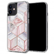 Spigen Cyrill Cecile Case Pink Marble for iPhone 12 mini (pink)