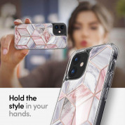 Spigen Cyrill Cecile Case Pink Marble for iPhone 12 mini (pink) 8