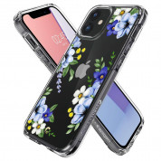 Spigen Cyrill Cecile Case Midnight Bloom for iPhone 12 mini (blue) 6