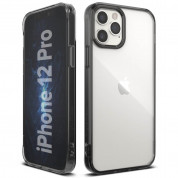 Ringke Fusion Crystal Case for iPhone 12, iPhone 12 Pro (gray)