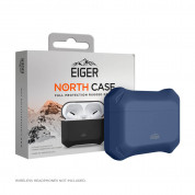 Eiger North AirPods Pro Protective Case for Apple Airpods Pro (navy blue)