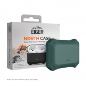 Eiger North AirPods Pro Protective Case for Apple Airpods Pro (green)