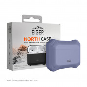 Eiger North AirPods Pro Protective Case for Apple Airpods Pro (parma violet)