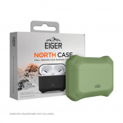 Eiger North AirPods Pro Protective Case for Apple Airpods Pro (pine green)